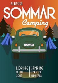 Illustration camping